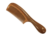 Red Sandalwood Comb wc001