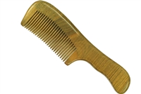 green sandalwood comb wc006
