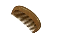 brown sandalwood comb wc028