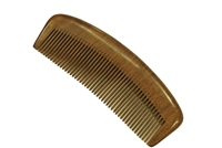 brown sandalwood comb wc029