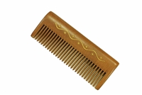 purple sandalwood comb wc032