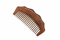 purpleheart comb wc074p